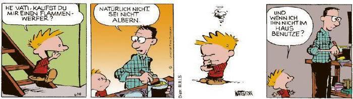 Calvin vom 28.01.2021