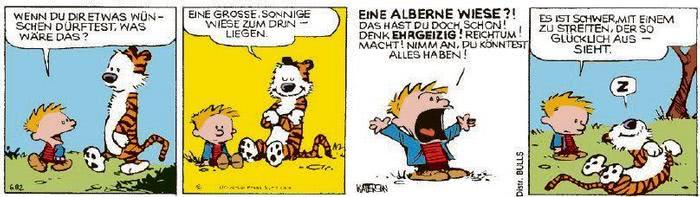 Calvin vom 03.02.2021