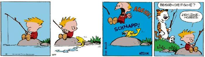 Calvin vom 05.02.2021