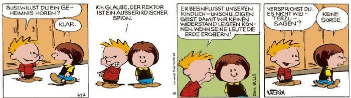 Calvin vom 24.02.2021