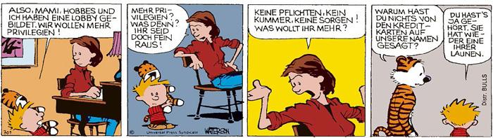 Calvin vom 02.03.2021