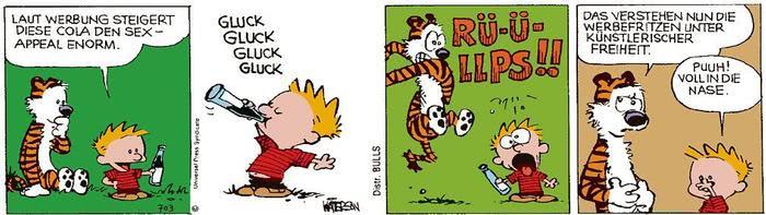 Calvin vom 04.03.2021