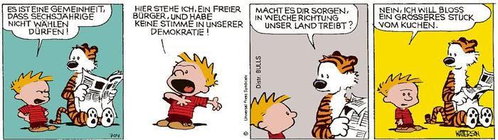 Calvin vom 05.03.2021