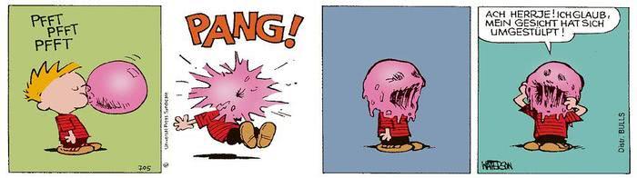 Calvin vom 08.03.2021