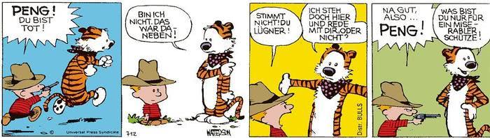 Calvin vom 17.03.2021