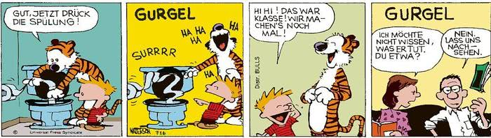 Calvin vom 23.03.2021