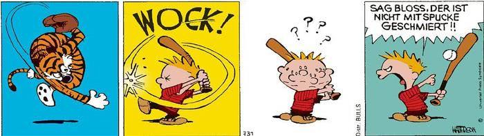 Calvin vom 07.04.2021