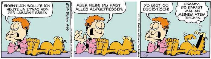 Garfield vom 02.05.2018