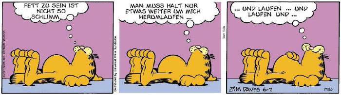 Garfield vom 28.05.2018