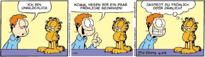 Garfield vom 22.06.2018