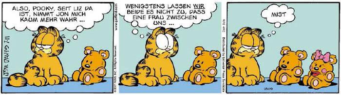 Garfield vom 06.07.2018