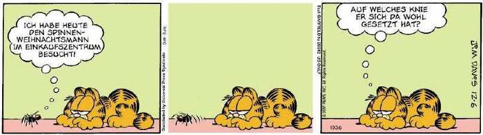 Garfield vom 12.12.2018