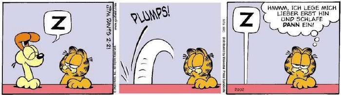 Garfield vom 07.01.2019