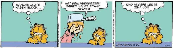 Garfield vom 08.01.2019