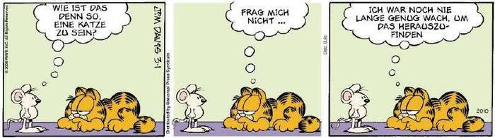Garfield vom 17.01.2019