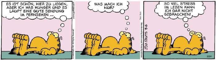 Garfield vom 23.01.2019