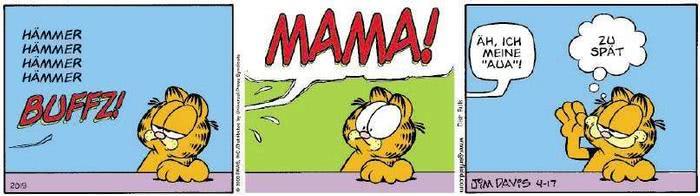 Garfield vom 30.01.2019