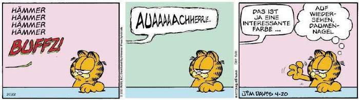 Garfield vom 04.02.2019