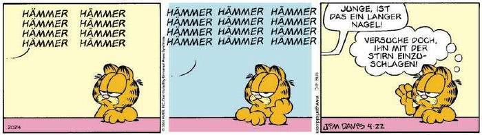 Garfield vom 06.02.2019