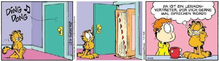 Garfield vom 12.02.2019