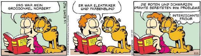 Garfield vom 15.02.2019