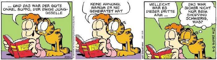 Garfield vom 20.02.2019