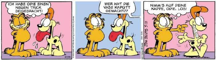 Garfield vom 27.02.2019