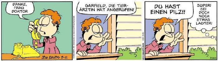 Garfield vom 28.02.2019