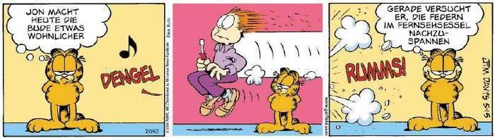 Garfield vom 05.03.2019