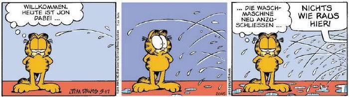 Garfield vom 07.03.2019