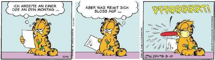 Garfield vom 08.03.2019