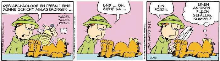 Garfield vom 12.03.2019