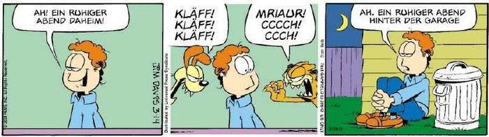 Garfield vom 14.03.2019