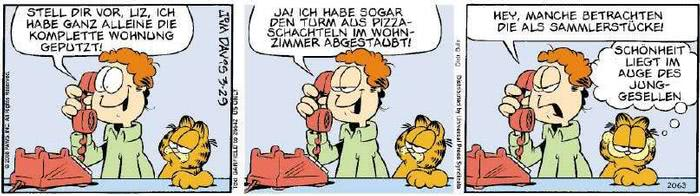 Garfield vom 02.04.2019