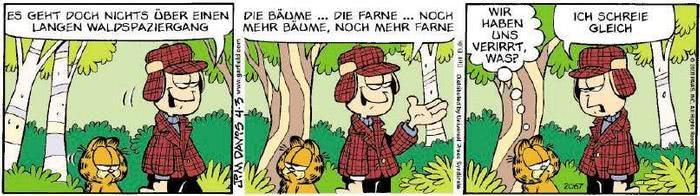 Garfield vom 08.04.2019