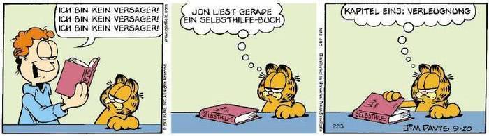 Garfield vom 28.10.2019