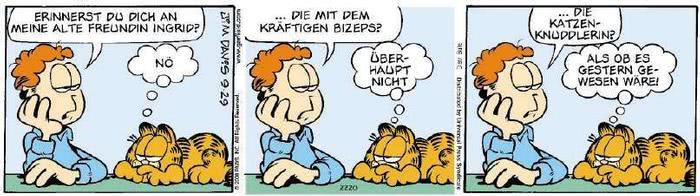 Garfield vom 05.11.2019