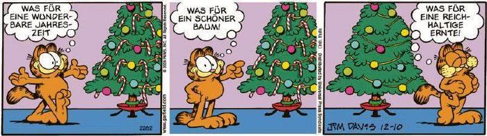 Garfield vom 16.12.2019