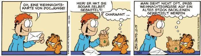Garfield vom 20.12.2019