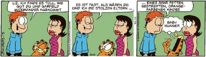 Garfield vom 09.01.2020