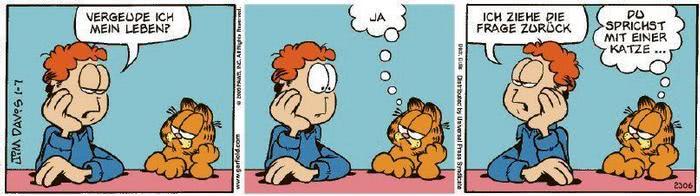 Garfield vom 14.01.2020
