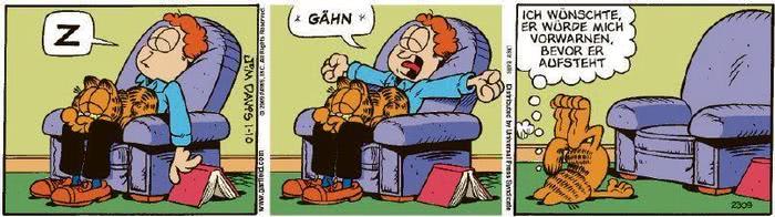 Garfield vom 17.01.2020