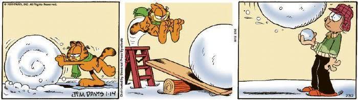 Garfield vom 22.01.2020