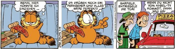 Garfield vom 23.01.2020