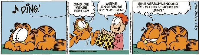 Garfield vom 03.02.2020