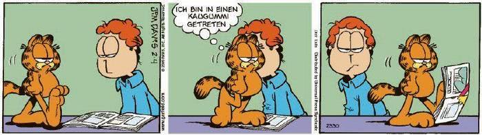 Garfield vom 17.02.2020