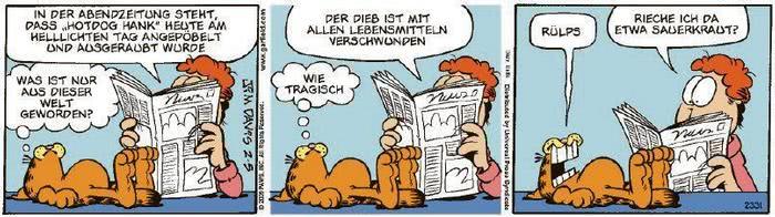 Garfield vom 18.02.2020