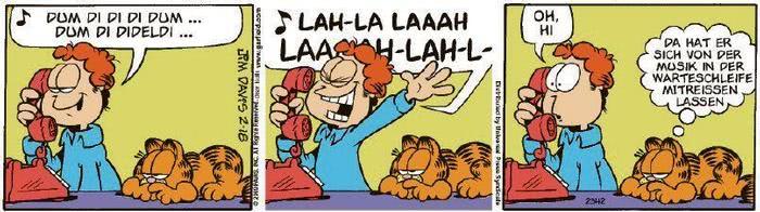 Garfield vom 04.03.2020