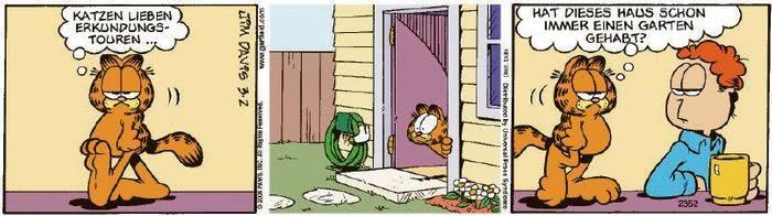 Garfield vom 12.03.2020