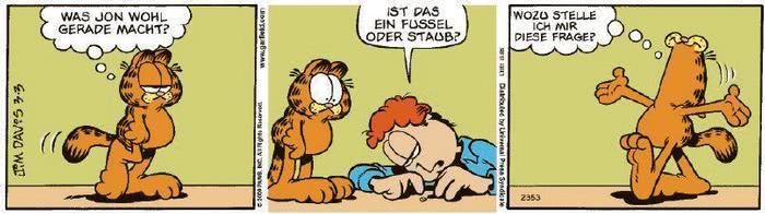 Garfield vom 13.03.2020
